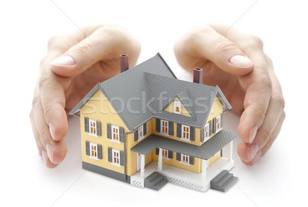 Safe Home Stock photo © sqback