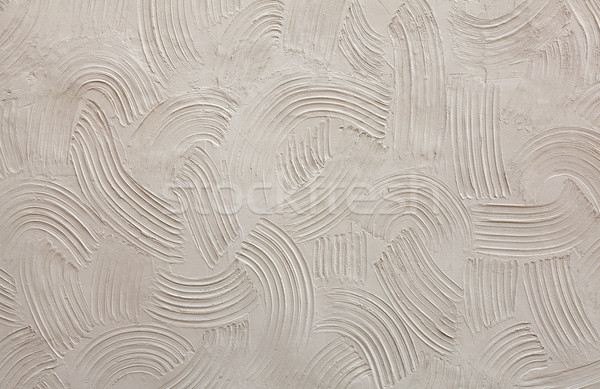 Estructura decorativo yeso textura pared arte Foto stock © sqback