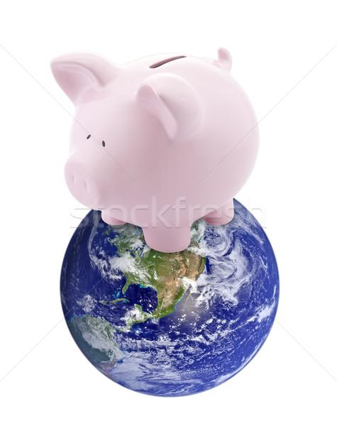 Global Banking Stock photo © sqback