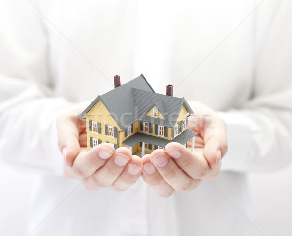 Your house Stock photo © sqback