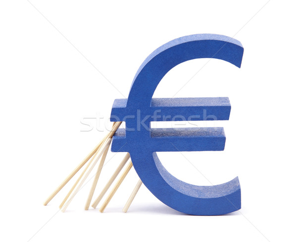 Eurozone crisis Stock photo © sqback