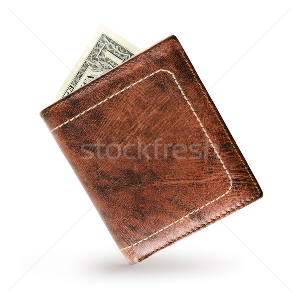 Wallet Stock photo © SRNR