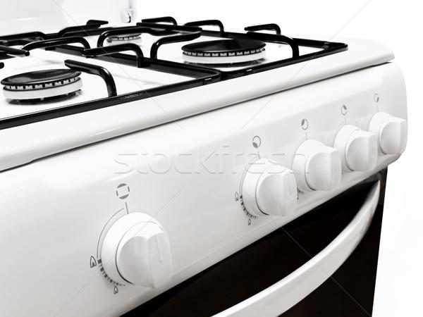 gas stove Stock photo © SRNR