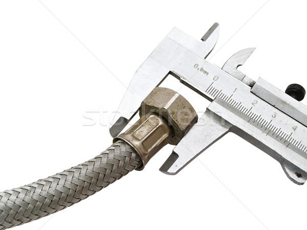 metal hose Stock photo © SRNR
