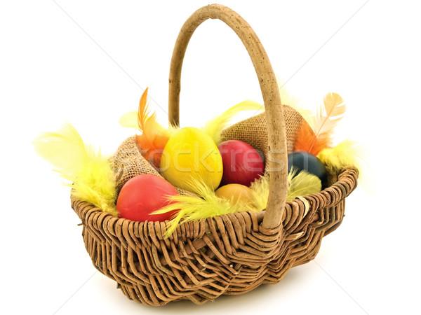 easter eggs Stock photo © SRNR