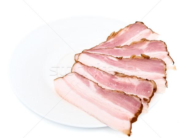 gammon of bacon Stock photo © SRNR
