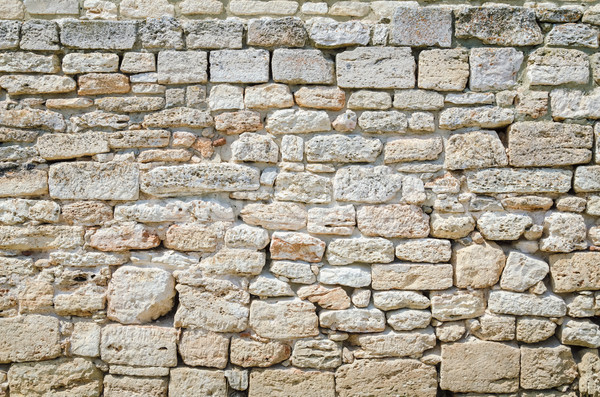 Stone Wall Background Stock photo © SRNR