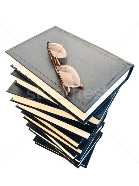 pile of book Stock photo © SRNR