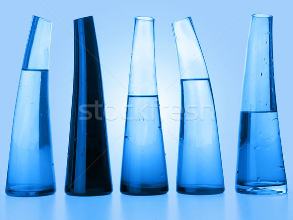 Flasks Stock photo © SRNR