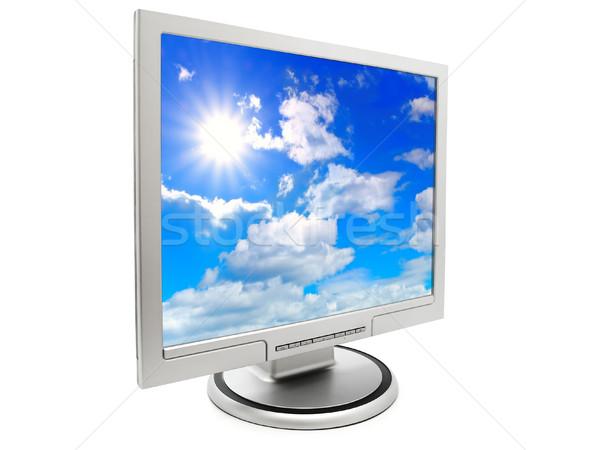 Monitor  Stock photo © SRNR