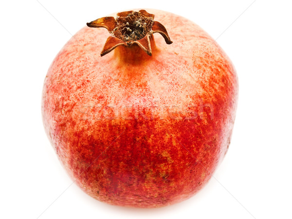 Red pomegranate Stock photo © SRNR