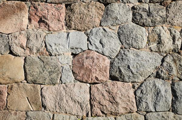 Stone Background Stock photo © SRNR