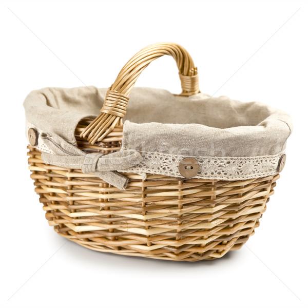 wicker basket  Stock photo © SRNR