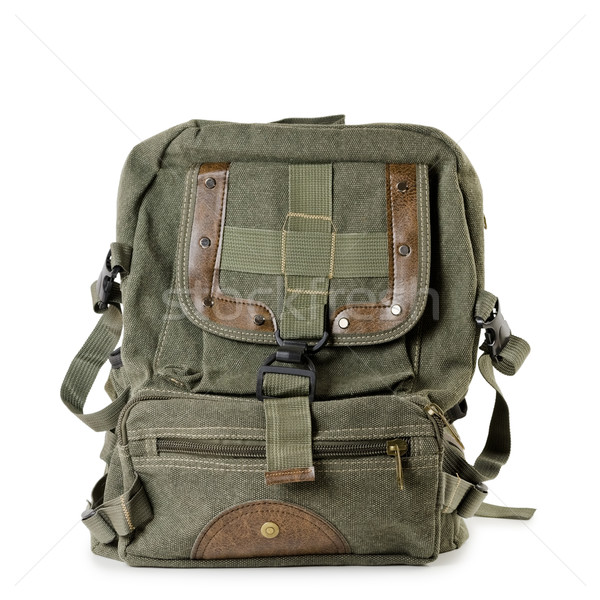 Backpack Stock photo © SRNR