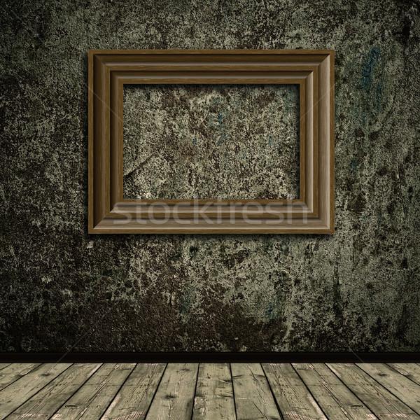 old photo frames Stock photo © SRNR