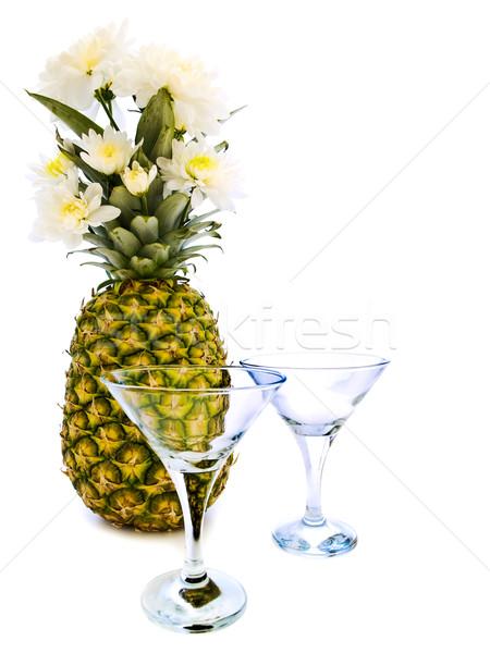 pineapple Stock photo © SRNR