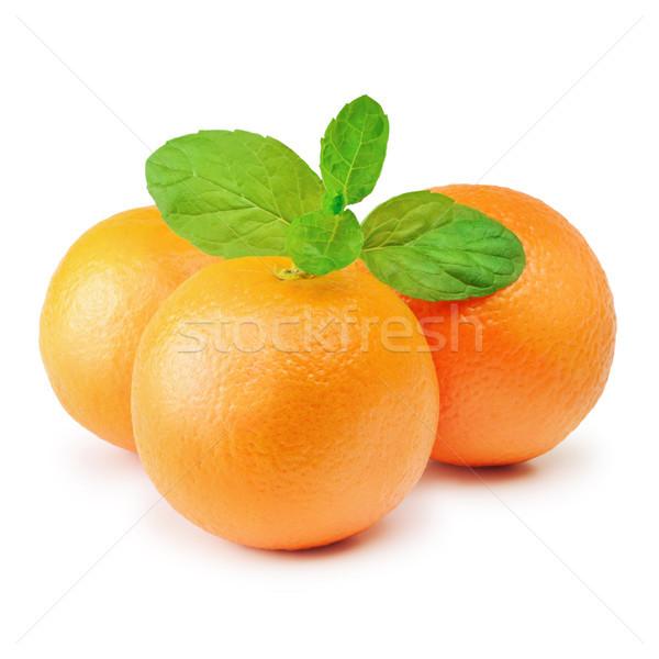Mandarins Stock photo © SRNR
