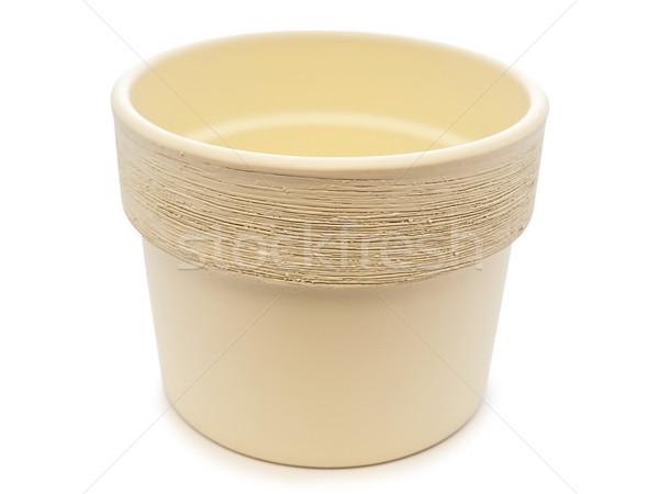 flowerpot Stock photo © SRNR