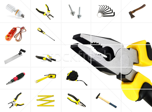 Tools Stock photo © SRNR