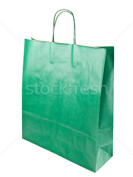 shopping paper bag Stock photo © SRNR