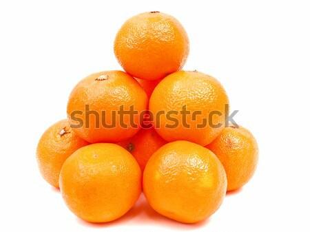 Laranja natureza fruto sobremesa fresco Foto stock © SRNR