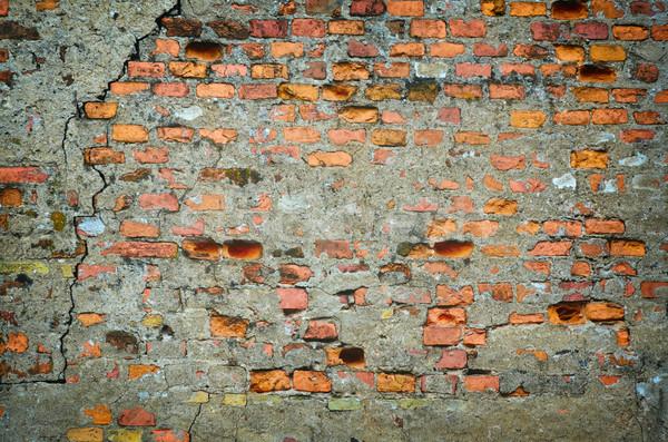 Brick Background Stock photo © SRNR