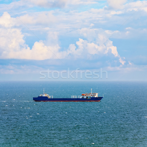 Ro-Ro Cargo Ship Stock photo © SRNR