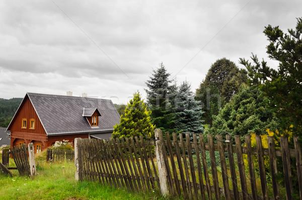 Rural Landscape Stock photo © SRNR