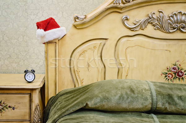 Santa's Bedroom Stock photo © SRNR