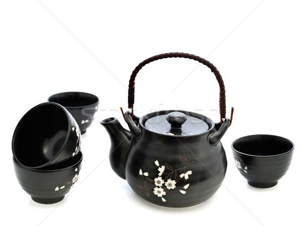 Tea ceremony Stock photo © SRNR