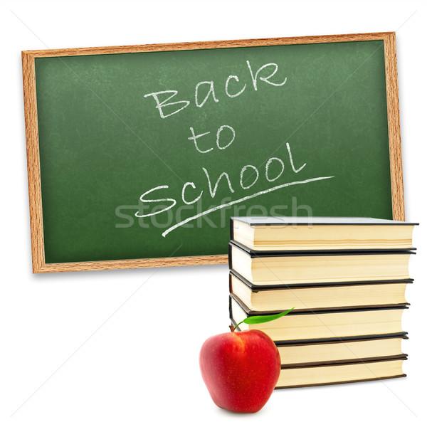 'Back to school!' Stock photo © SRNR