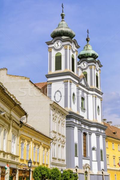 Cistercian Church Stock photo © SRNR