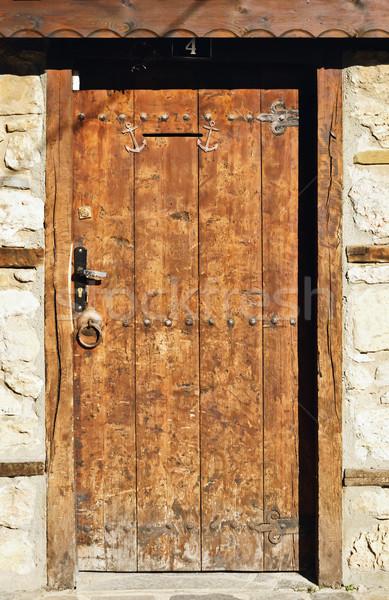 Door Stock photo © SRNR