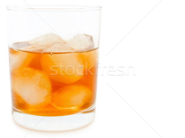 Glass of Alcoholoic Drink Stock photo © SRNR