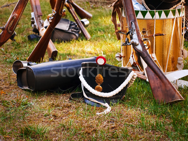 Hussar ammunition  Stock photo © SRNR