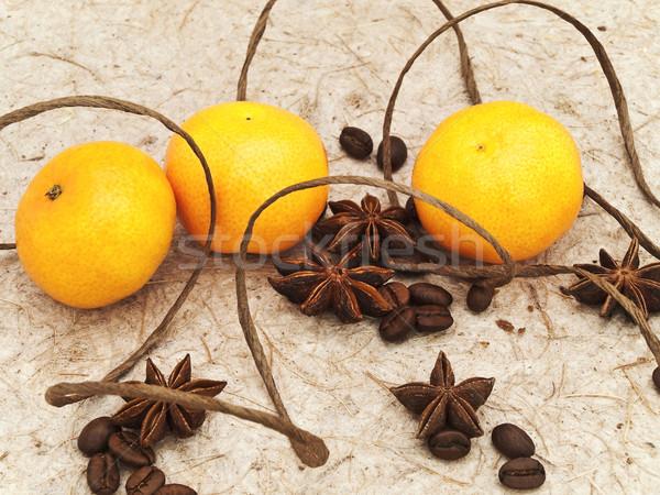 mandarine Stock photo © SRNR