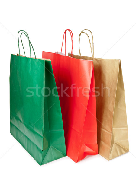 paper bags  Stock photo © SRNR