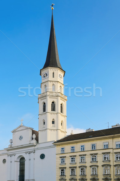 St. Michael's Church Stock photo © SRNR