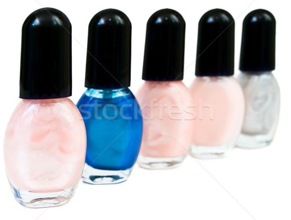nail-polish Stock photo © SRNR