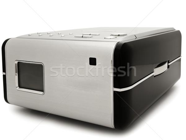 modern digital cd player Stock photo © SRNR
