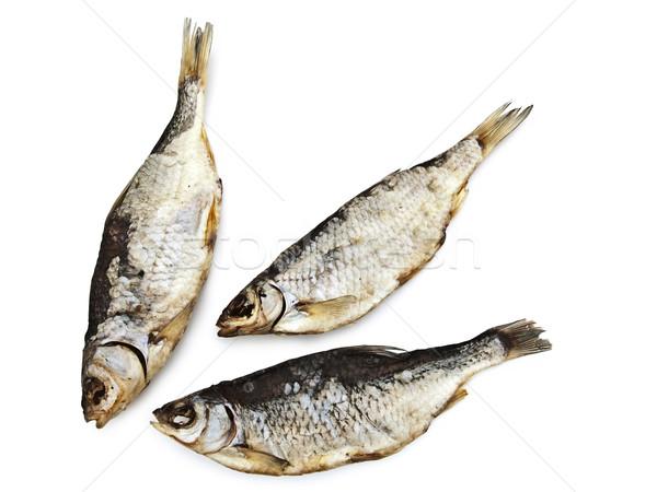 dried fish Stock photo © SRNR