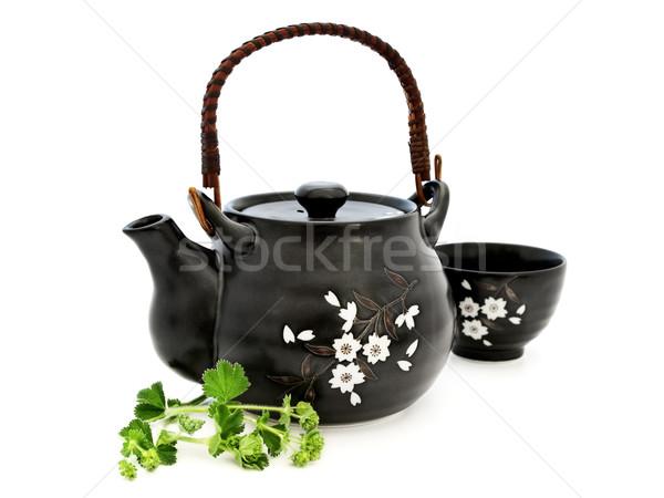 tea set Stock photo © SRNR