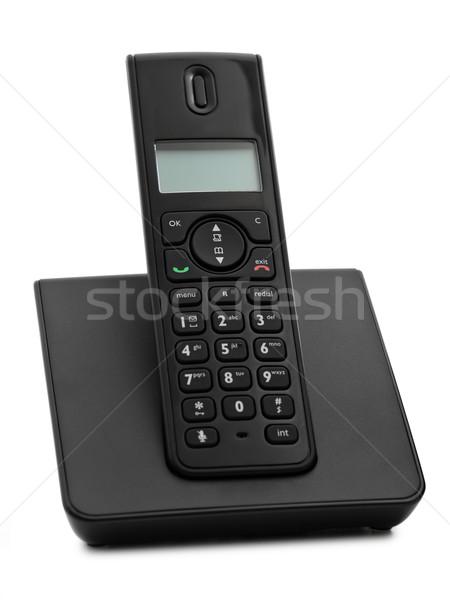 cordless phone Stock photo © SRNR