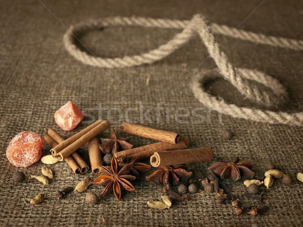 Spice mix Stock photo © SRNR