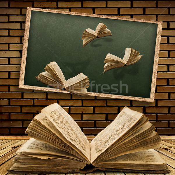 Back to school! Stock photo © SRNR