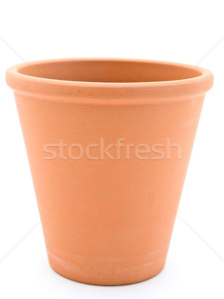 Flower Pot Stock photo © SRNR