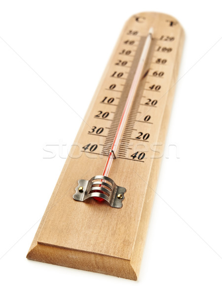 thermometer Stock photo © SRNR