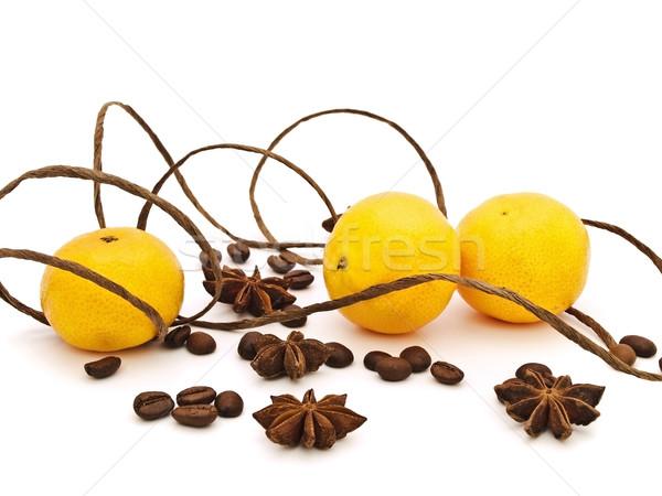 mandarines Stock photo © SRNR