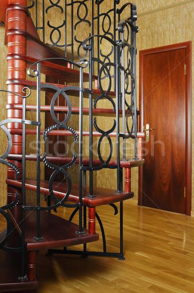 Circular Stair Stock photo © SRNR