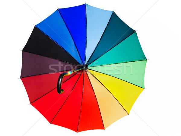 Multicolored Umbrella  Stock photo © SRNR